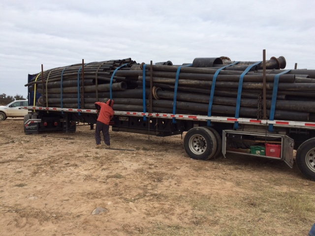 WE BUY POLY PIPE !!! PlastiCycle Corporation